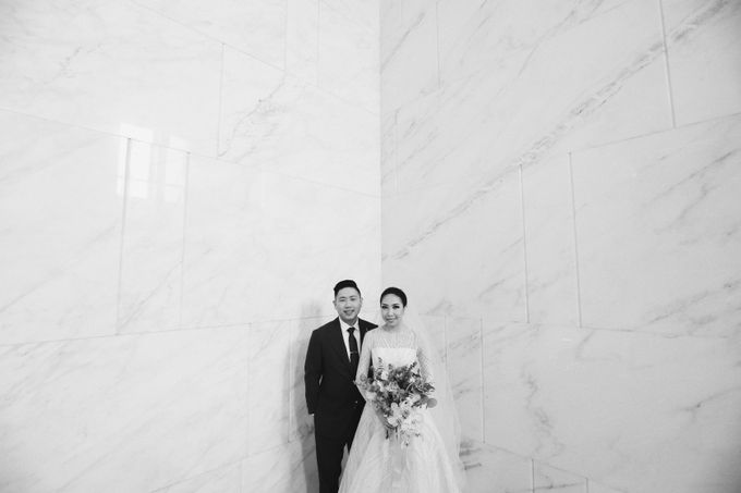 The Wedding of Rendy & Tiffany by Brillington & Brothers - 007