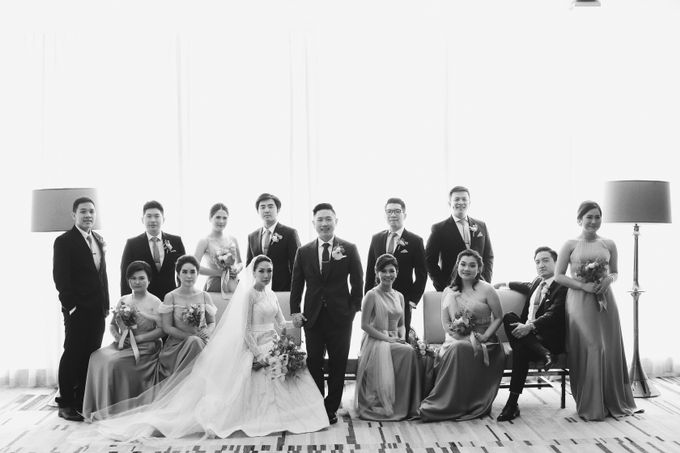 The Wedding of Rendy & Tiffany by Brillington & Brothers - 008