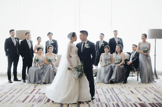 The Wedding of Rendy & Tiffany by Brillington & Brothers - 009