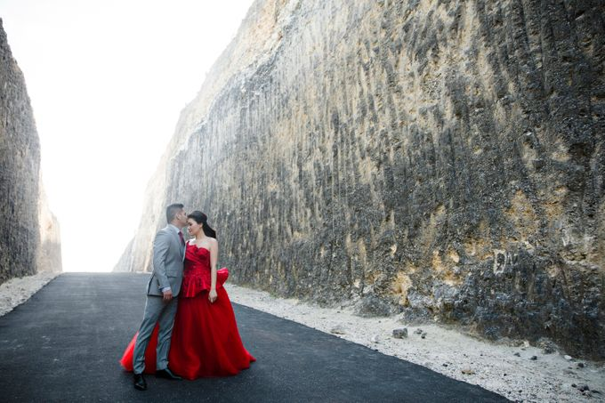 Hendric & Dian Engagement Session by Hope Portraiture - 015