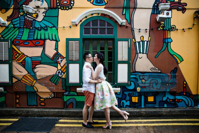 Jeffrey and Novita PreWedding by Hope Portraiture - 023