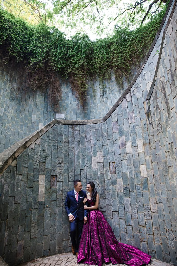Dion and Amel Engagement Session by Hope Portraiture - 014