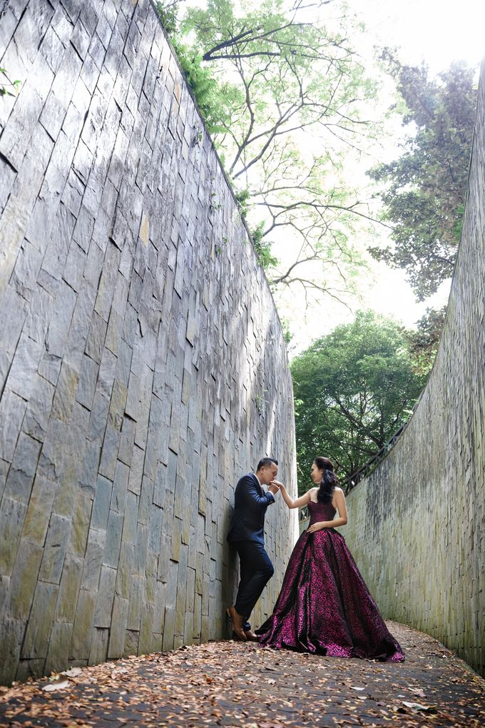 Dion and Amel Engagement Session by Hope Portraiture - 016
