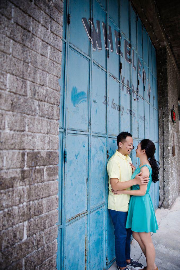 Dion and Amel Engagement Session by Hope Portraiture - 018