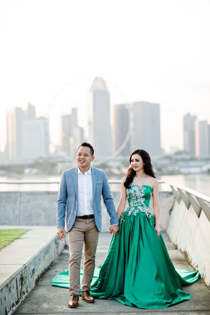Dion and Amel Engagement Session by Hope Portraiture - 021