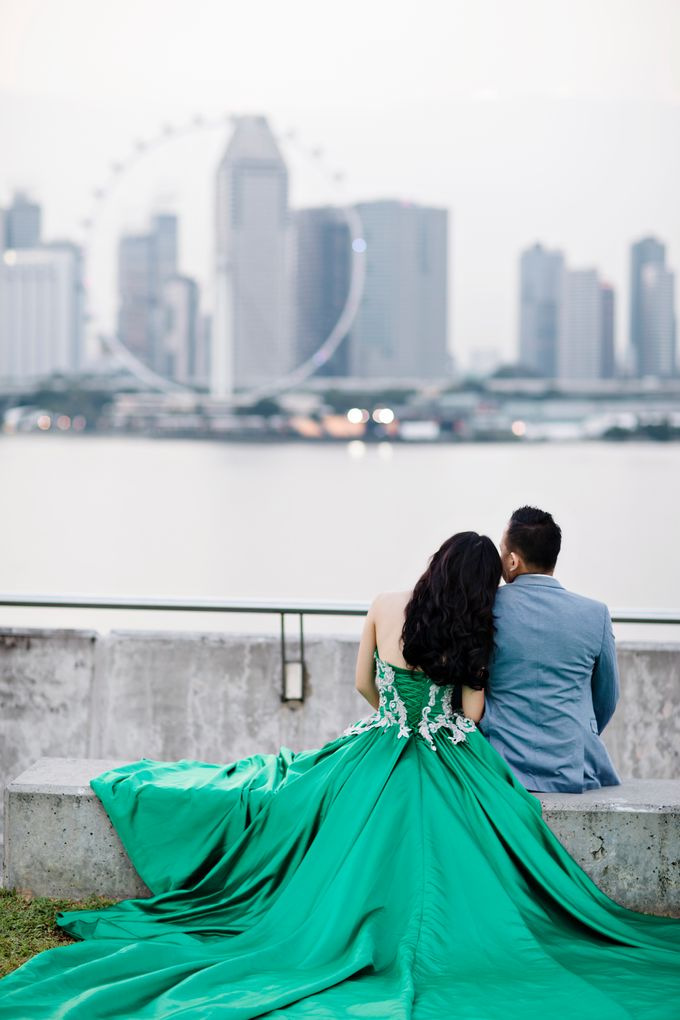 Dion and Amel Engagement Session by Hope Portraiture - 024