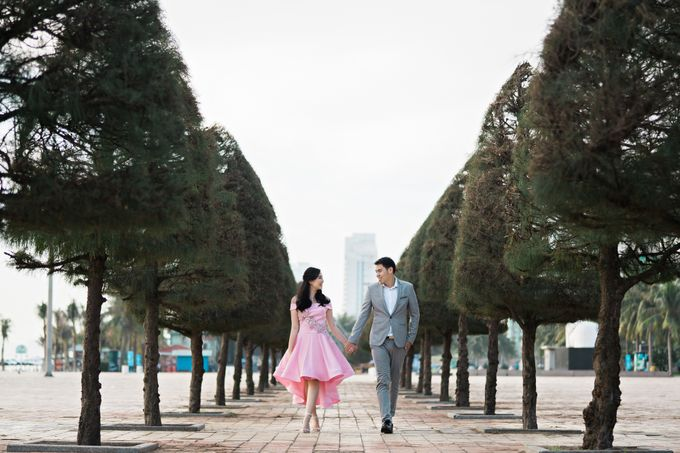 Vietnam Prewedding Session by Hope Portraiture - 004