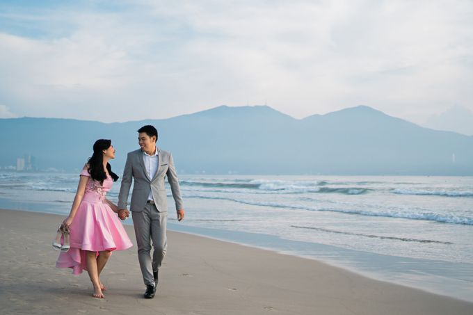 Vietnam Prewedding Session by Hope Portraiture - 005