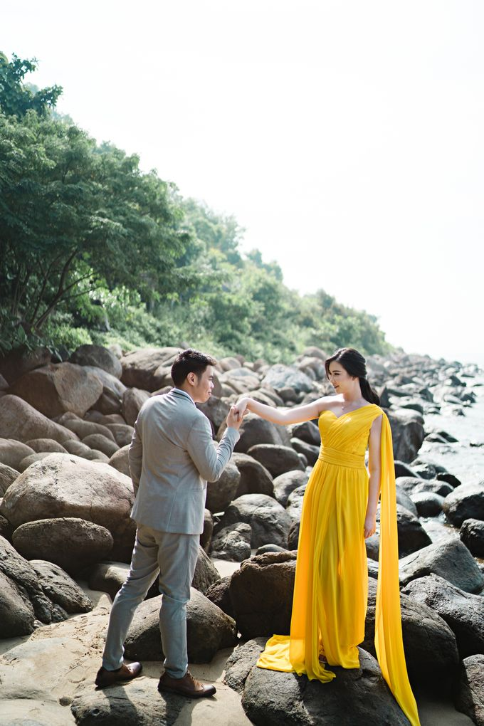 Vietnam Prewedding Session by Hope Portraiture - 008