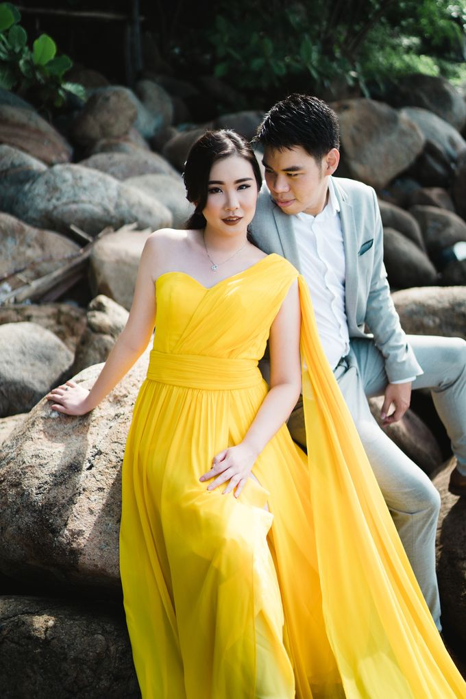 Vietnam Prewedding Session by Hope Portraiture - 009