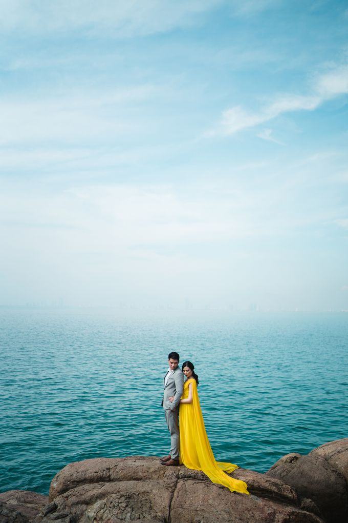 Vietnam Prewedding Session by Hope Portraiture - 011