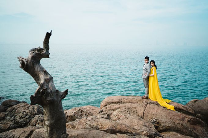 Vietnam Prewedding Session by Hope Portraiture - 012