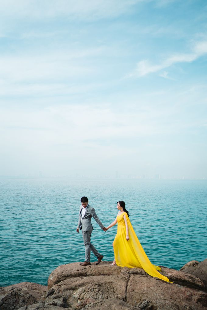 Vietnam Prewedding Session by Hope Portraiture - 014