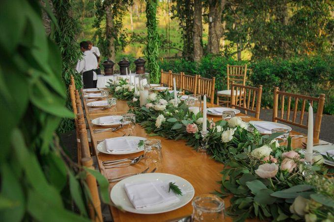 Sweet Garland Dinner by CITTA Wedding - 020
