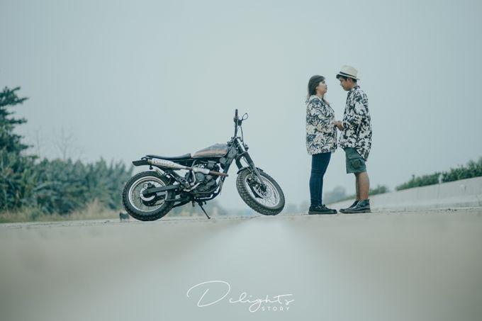 PREWEDDING DAZEN DAN SHELLE by Delights Story - 011