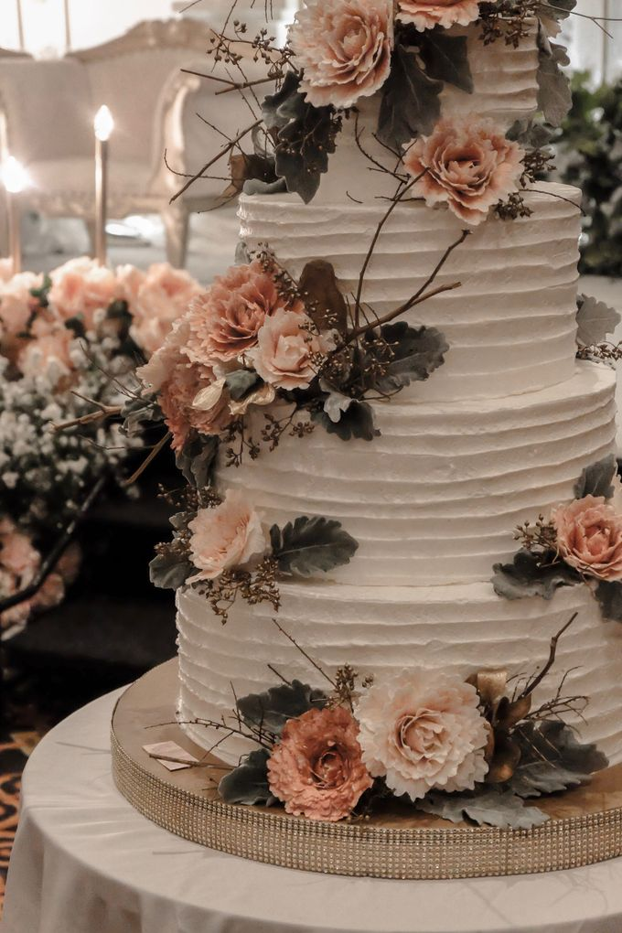 The Wedding of Winson & Jennifer by KAIA Cakes & Co. - 029