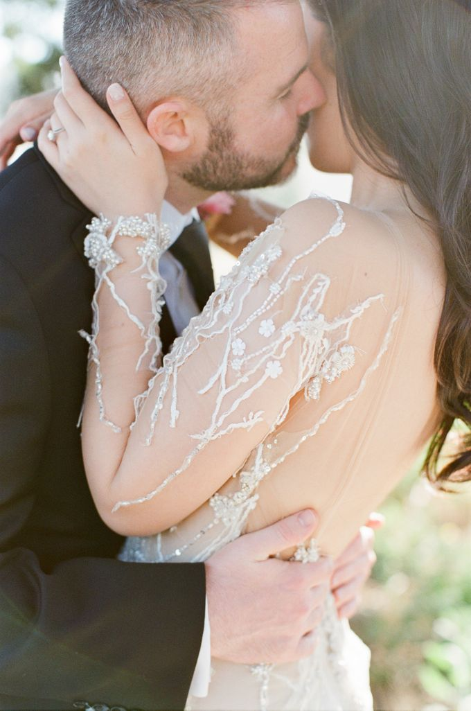 Southern California Spring Pre-Wedding by Feather and Stone Photography - 020