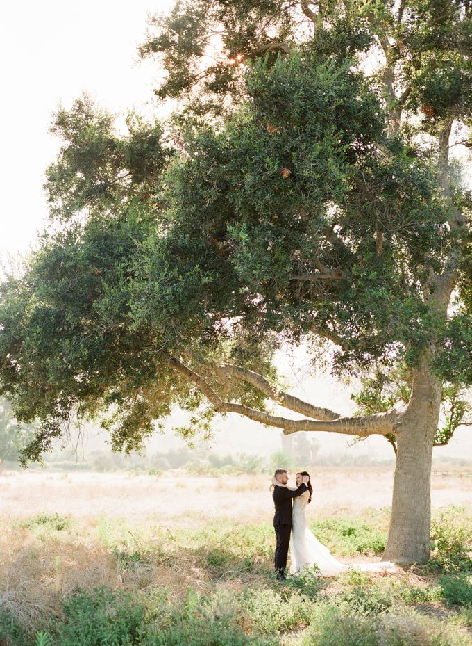 Southern California Spring Pre-Wedding by Feather and Stone Photography - 021