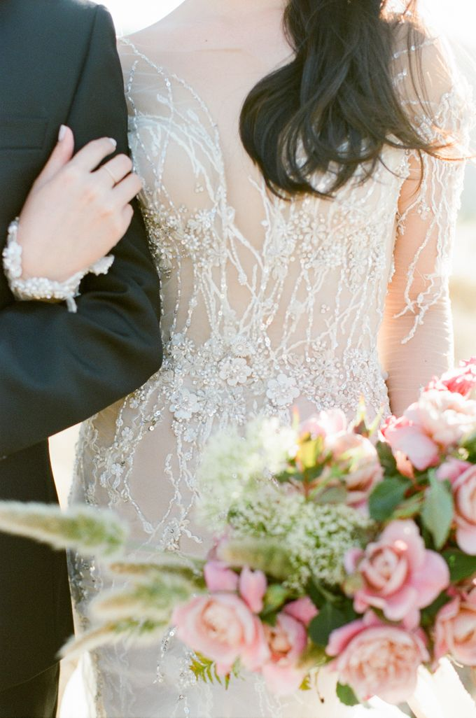 Southern California Spring Pre-Wedding by Feather and Stone Photography - 024