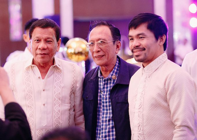 Cong. Rudy and  Rudy Farinas Birthday Celebration by Ruffa and Mike Photography - 035
