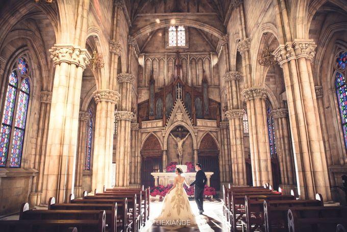 The Wedding of Rudy & Siska by PlanMyDay Wedding Organizer - 010