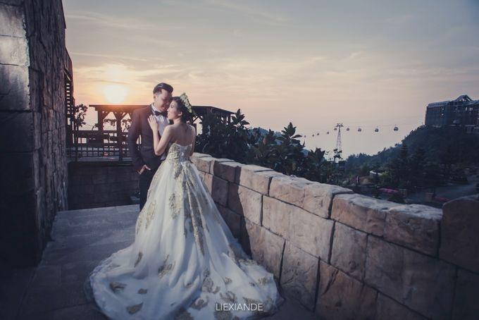 The Wedding of Rudy & Siska by PlanMyDay Wedding Organizer - 007