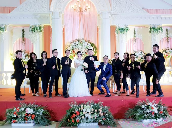 The Wedding of Rudy & Siska by PlanMyDay Wedding Organizer - 011
