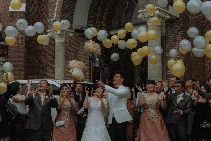 Wedding Of Rudy & Citra by All Occasions Wedding Planner - 013