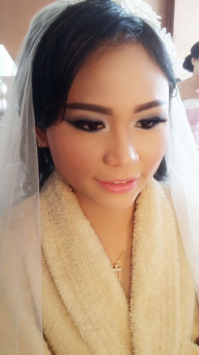 Wedding MakeUp by Weiching Bridal Make Up - 004