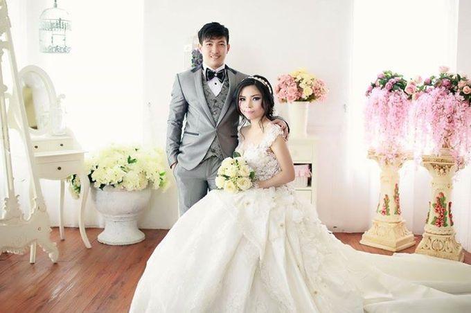 Photo Prewedding by ShenLeo Makeup - 018