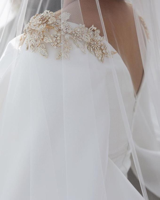 David and Michelle in Bali by Tea Rose Wedding Designer - 001