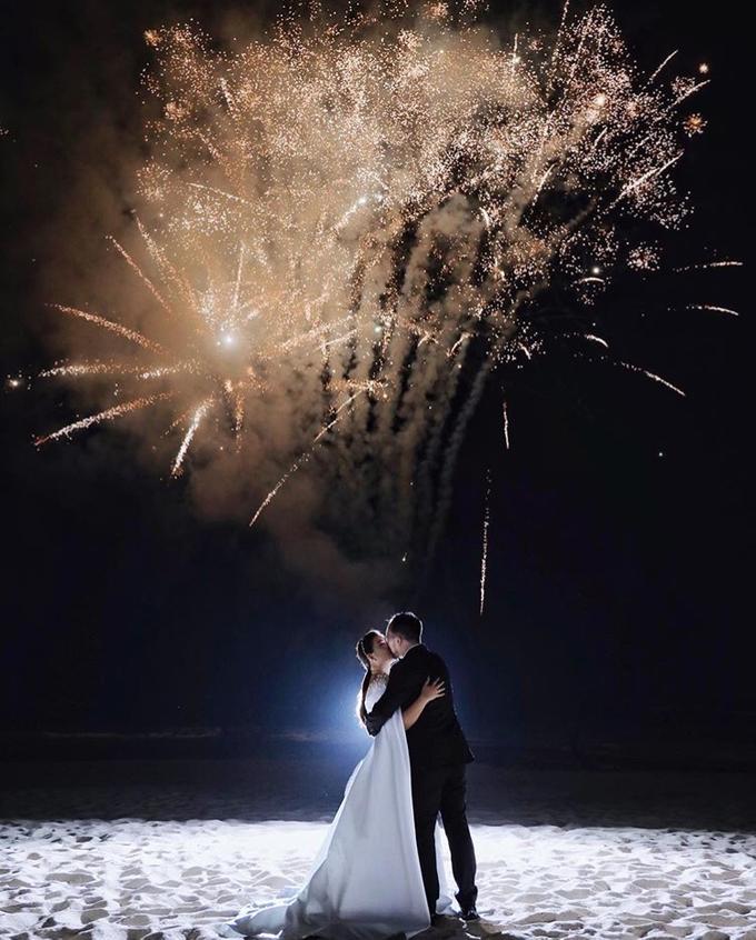 David and Michelle in Bali by Tea Rose Wedding Designer - 007