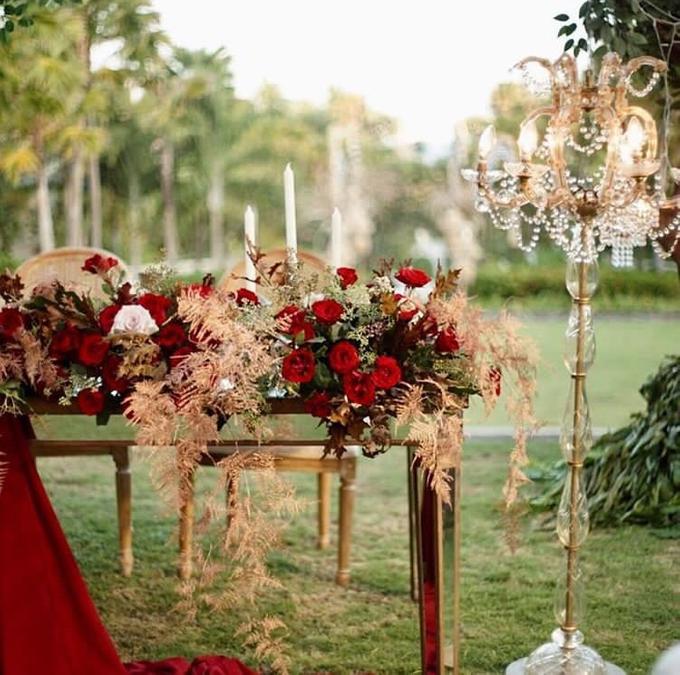 David and Michelle in Bali by Tea Rose Wedding Designer - 010