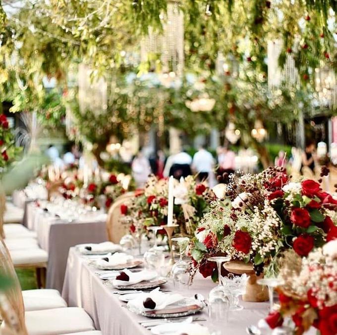 David and Michelle in Bali by Tea Rose Wedding Designer - 009