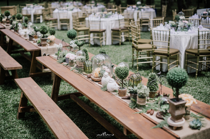 Darren & Calestina Wedding by Pine Hill Cibodas - 010
