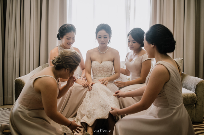 Darren & Calestina Wedding by Pine Hill Cibodas - 012