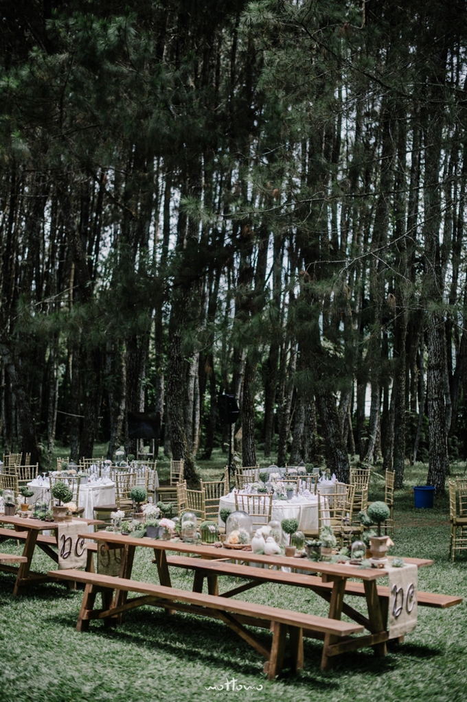 Darren & Calestina Wedding by Pine Hill Cibodas - 013