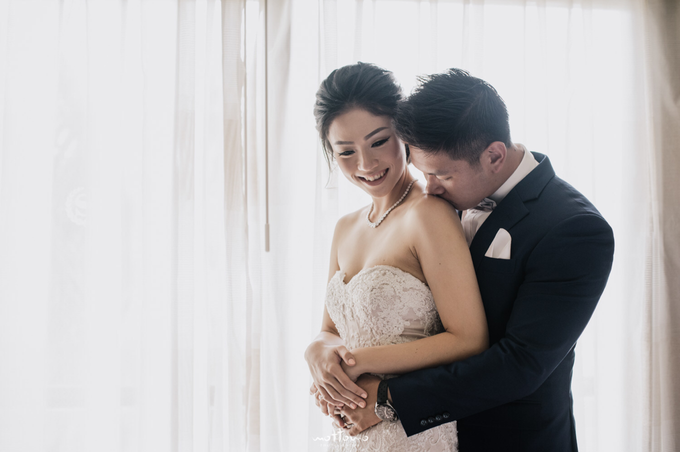 Darren & Calestina Wedding by Pine Hill Cibodas - 014