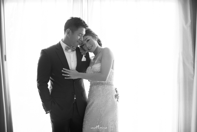 Darren & Calestina Wedding by Pine Hill Cibodas - 015