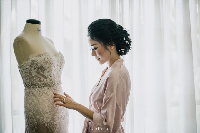 Darren & Calestina Wedding by Pine Hill Cibodas - 016