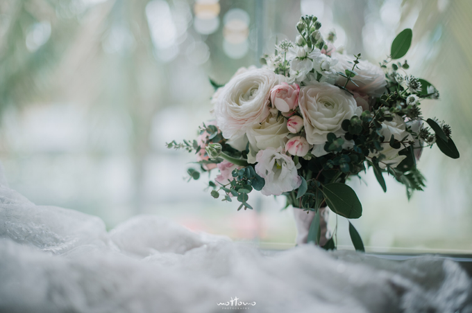 Darren & Calestina Wedding by Pine Hill Cibodas - 017