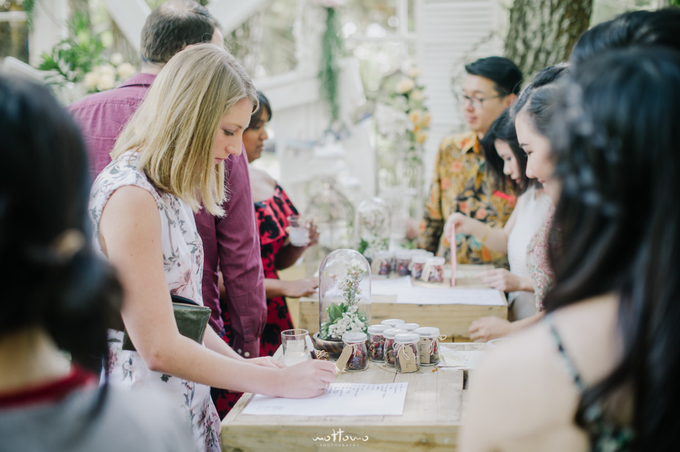 Darren & Calestina Wedding by Pine Hill Cibodas - 019