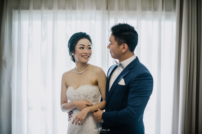 Darren & Calestina Wedding by Pine Hill Cibodas - 002