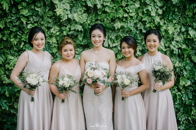 Darren & Calestina Wedding by Pine Hill Cibodas - 020