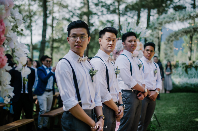 Darren & Calestina Wedding by Pine Hill Cibodas - 023