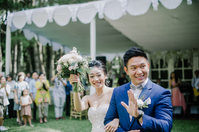 Darren & Calestina Wedding by Pine Hill Cibodas - 024