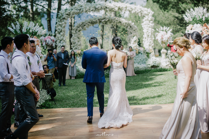 Darren & Calestina Wedding by Pine Hill Cibodas - 025