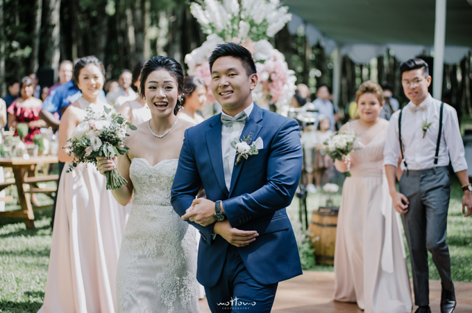 Darren & Calestina Wedding by Pine Hill Cibodas - 026