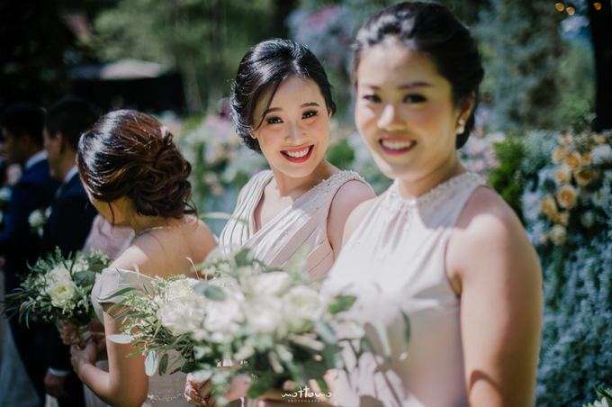 Darren & Calestina Wedding by Pine Hill Cibodas - 027