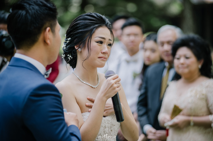 Darren & Calestina Wedding by Pine Hill Cibodas - 029